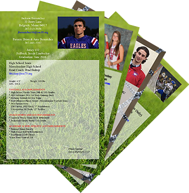 Athletic Recruiting DVDs